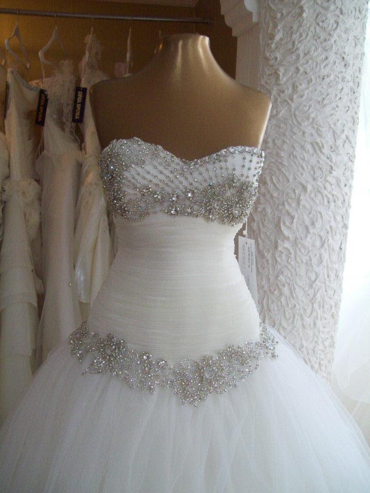 گالری عروس شاهدخت - لباس عروس 2013