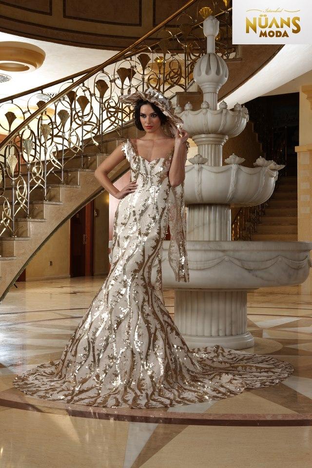 گالری عروس شاهدخت - لباس نامزدی و حنابندان