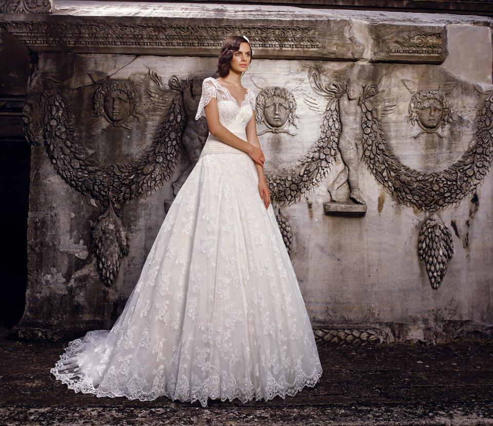 Турецкие свадебные платья фото 8