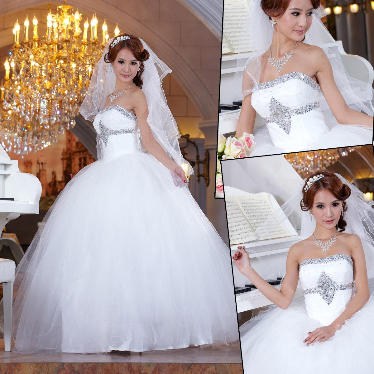 گالری عروس شاهدخت - لباس عروس اسکارلتی (به قول ایران )