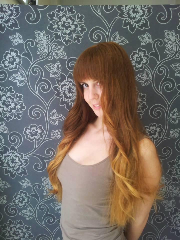 گالری عروس شاهدخت - مدل رنگ و کوتاهی مو
